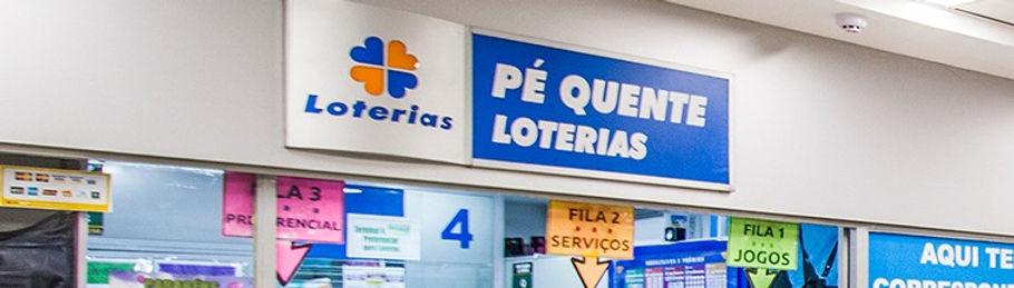 lotérica pé quente loterias shopping joão pessoa porto alegre