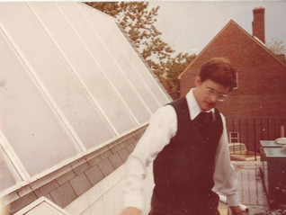 Showing off solar thermal panels