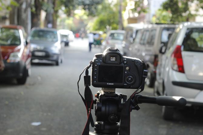 Câmera no veículo: Um jeito criativo de fazer sua segurança