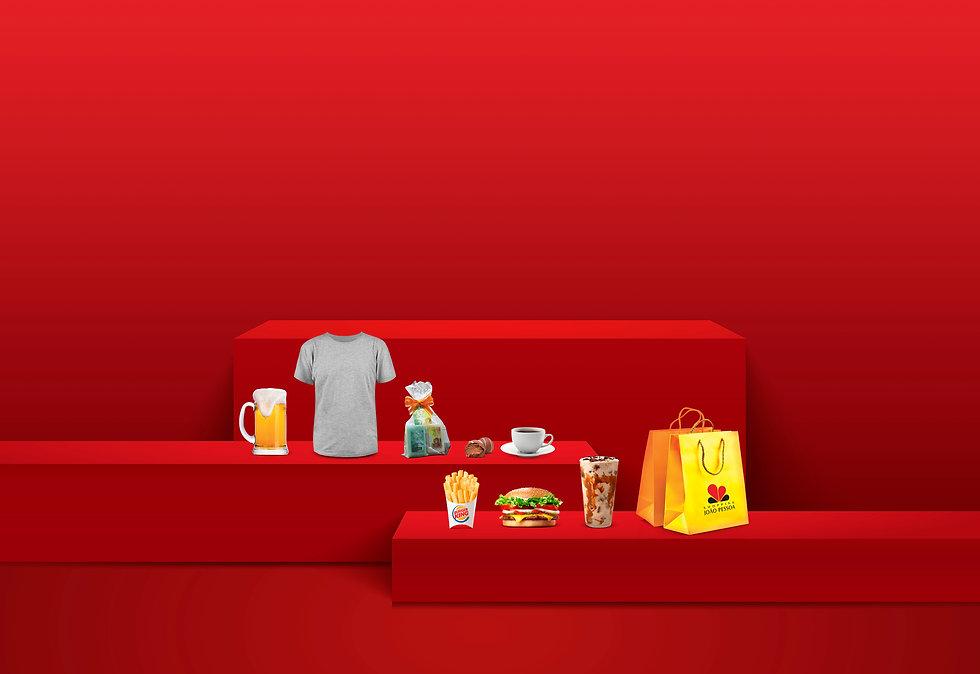 promoção o código que dá prêmios shopping joão pessoa porto alegre