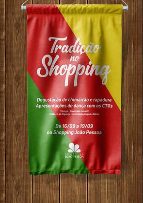 Tradição no Shopping João Pessoa
