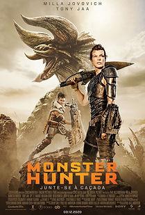 filme monster hunter cinema cinépolis shopping joão pessoa porto alegre