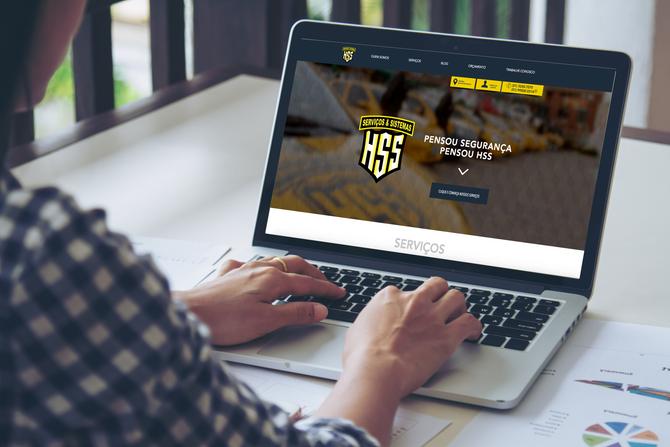 Conheça o novo site do Grupo HSS