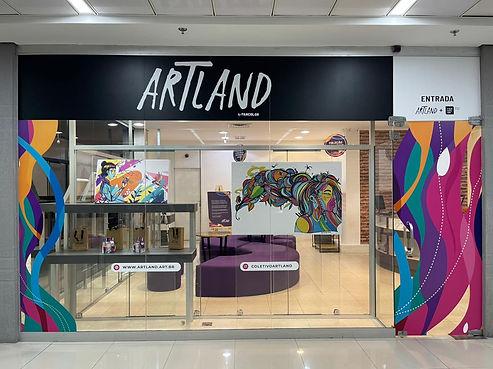 artland fancolor design store loja shopping joão pessoa porto alegre