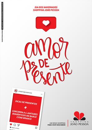 Dia dos Namorados Amor de Presente Shopping João Pessoa