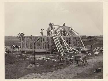 Rust Co. framing crew