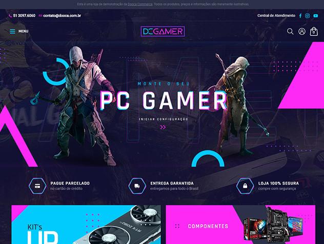 DC Gamer