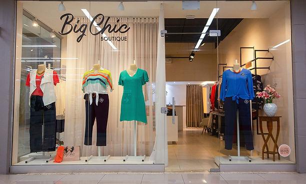loja big chic boutique shopping joão pessoa porto alegre plus size
