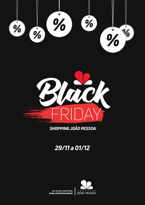 Black Friday Shopping João Pessoa