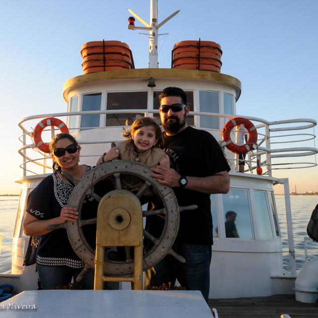 Navegando com Seu Pai