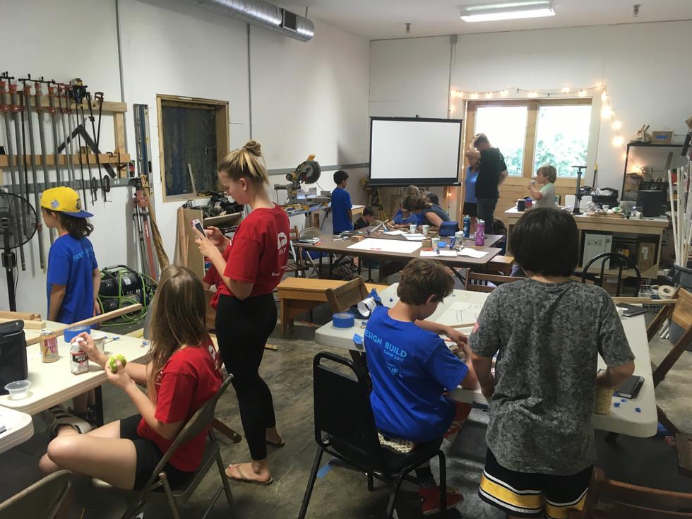 Design Build Camp 2017