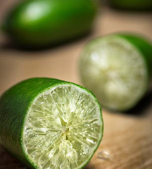 Finger Lime Fruit is amazingly Zingy and fights wrinkles - apparently.