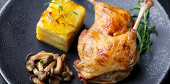 duck-legs-confit-with-potato-gratin-and-