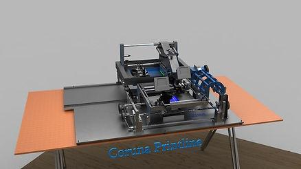 printer, printed electronics, screen printing, machine