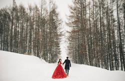 ▍2017 北海道婚紗企画  ▍