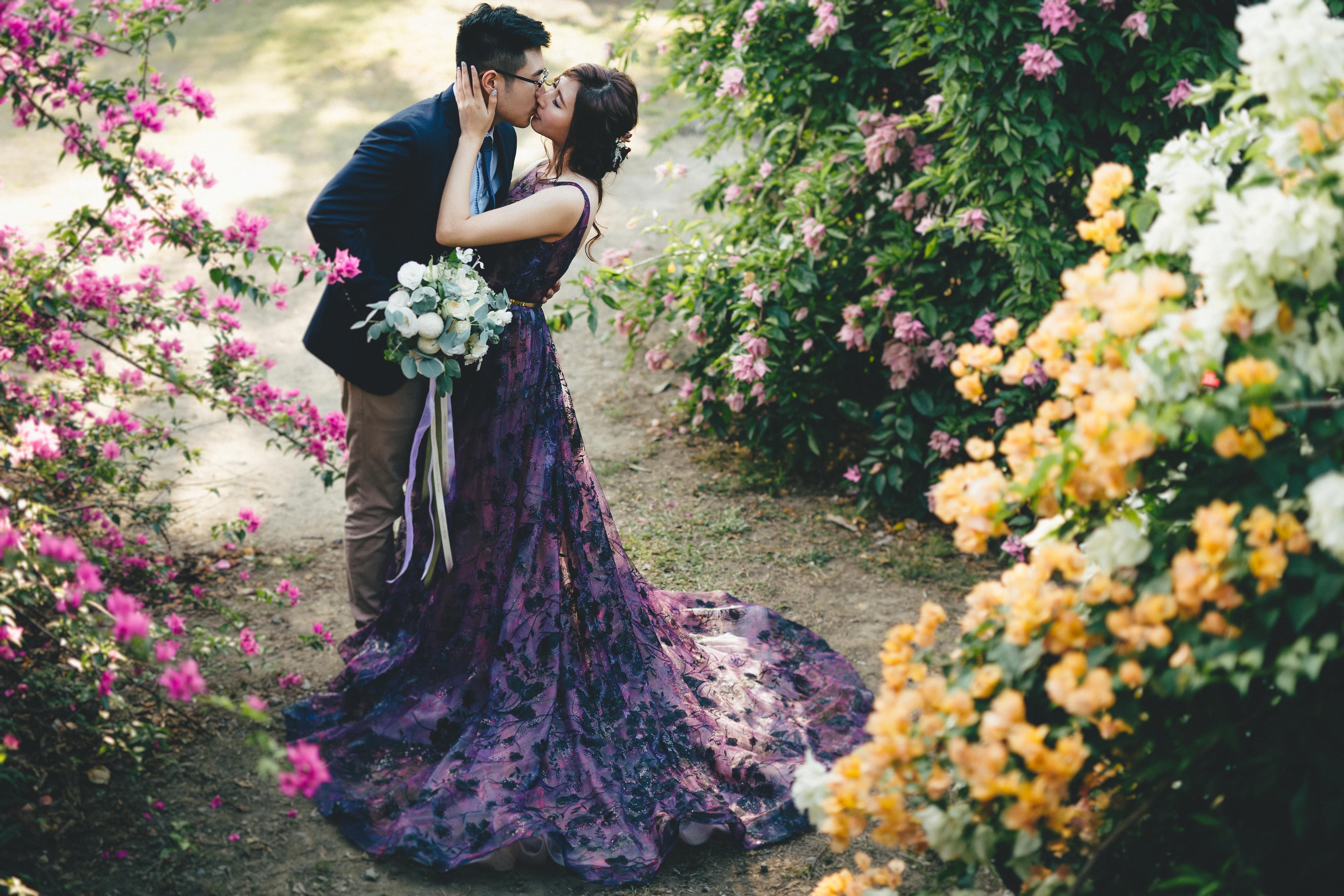 ▍個別婚紗企画  - Eric & Tiffany ▍