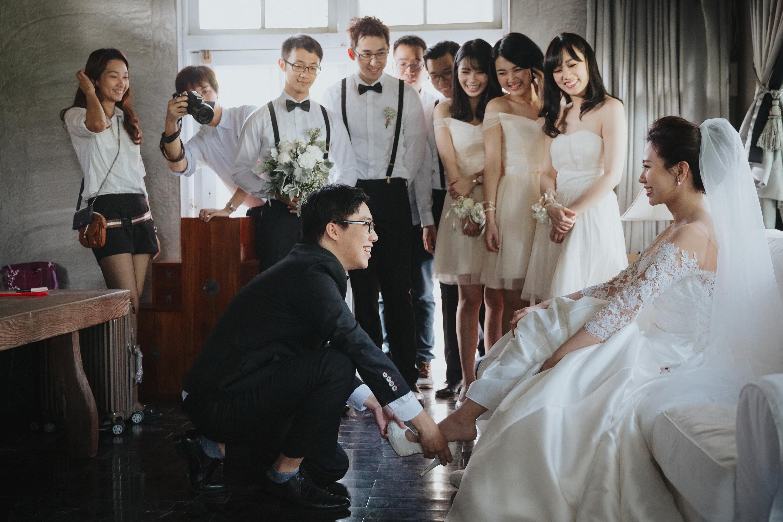 ▍ 高雄婚禮紀錄  ▍白屋 戶外儀式婚禮 2016