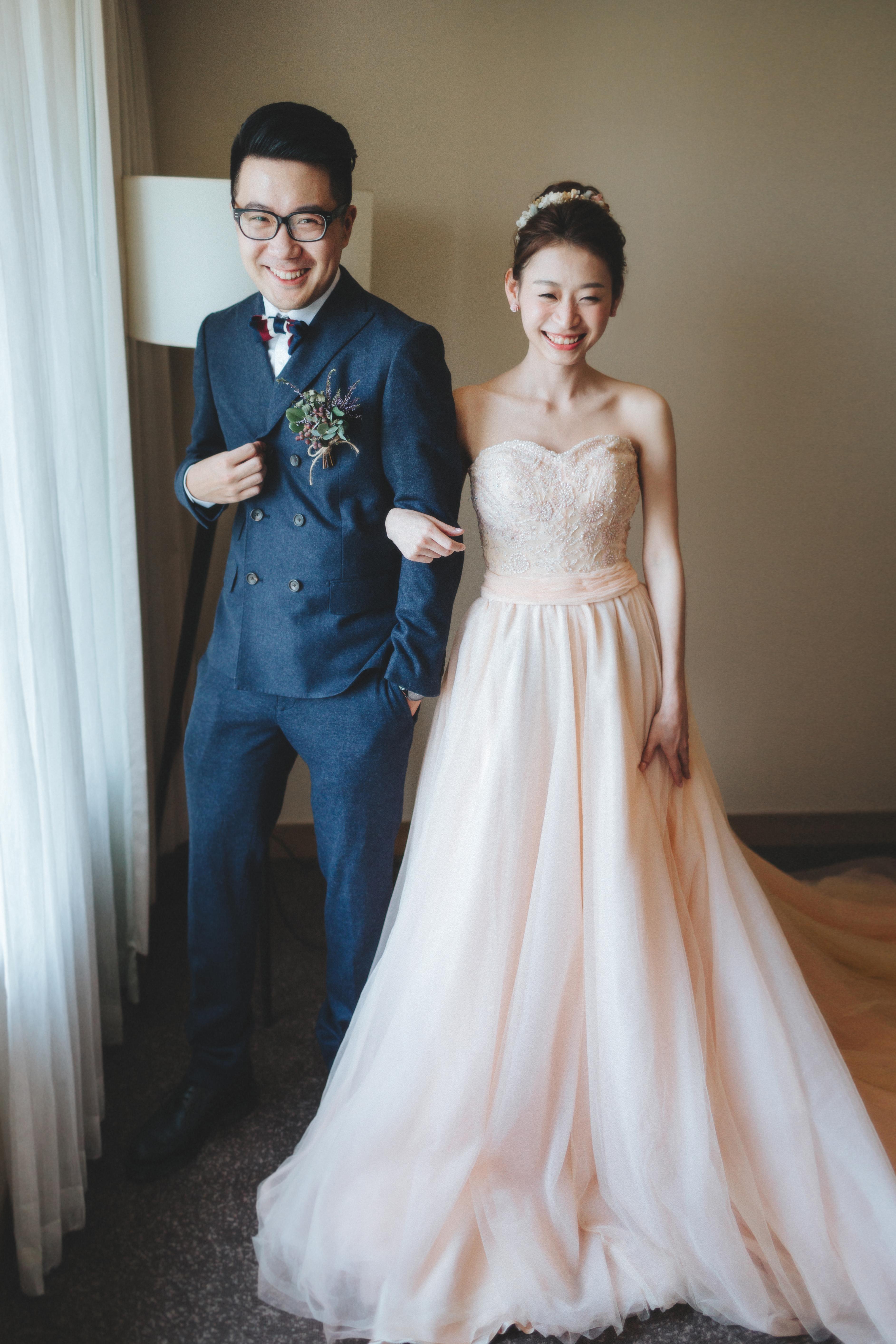 ▍ 高雄婚禮紀錄  ▍翰品酒店 文定儀式午宴 2015