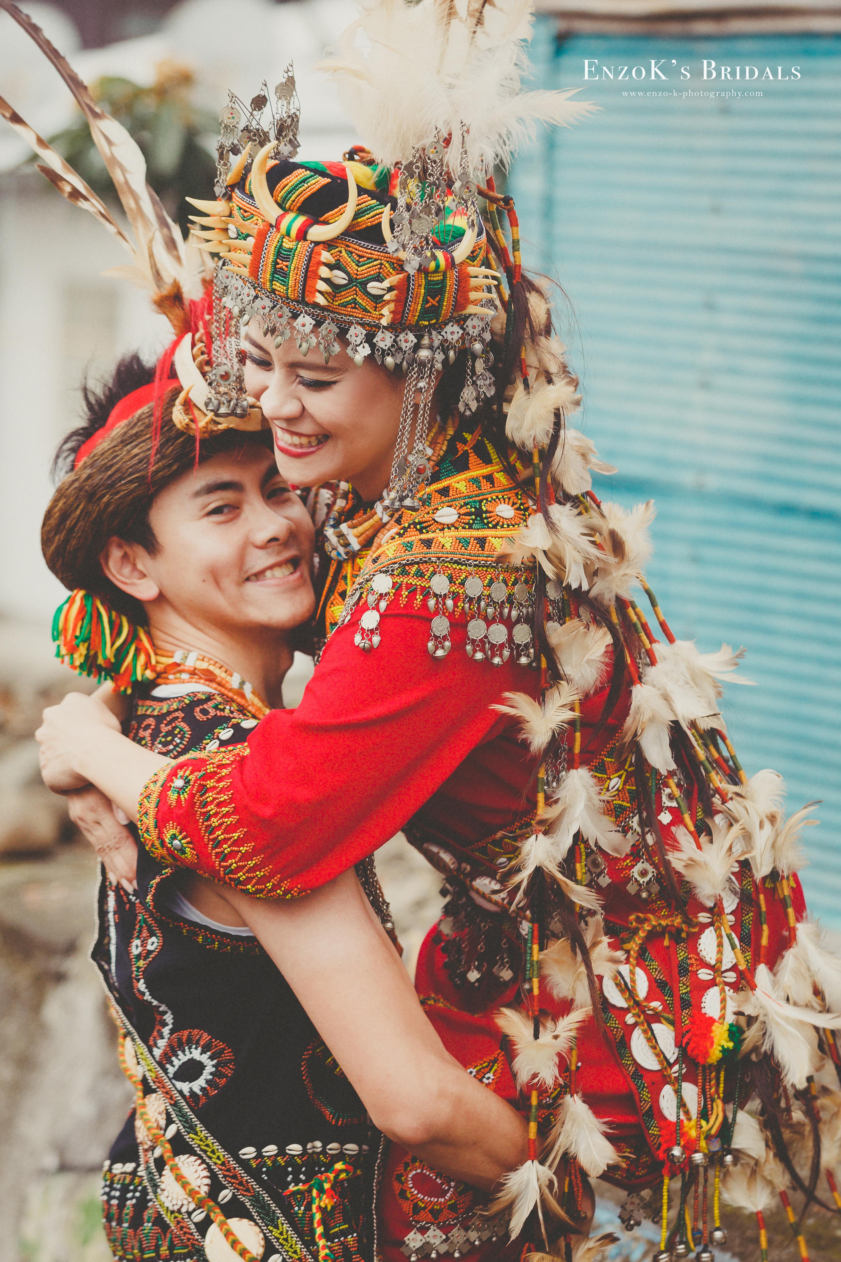 ▍台東婚禮紀錄  ▍泰雅族傳統婚禮 2015