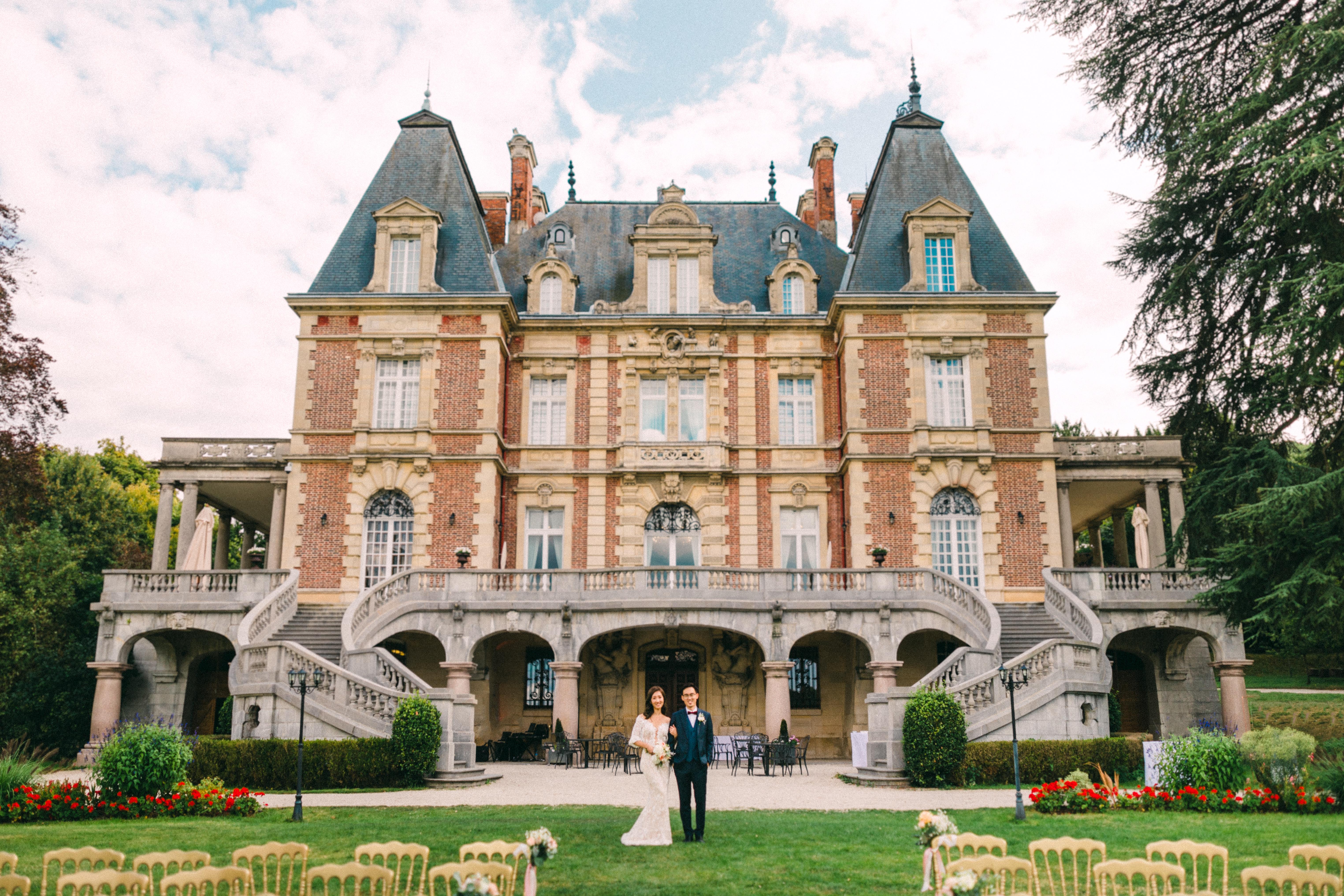 ▍ 海外婚禮紀錄-巴黎  ▍ 2019