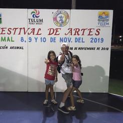 Akumal Arts Festival 2019