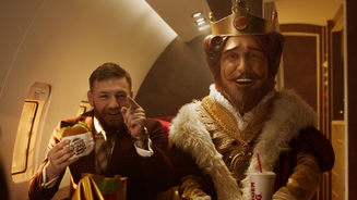 Burger King | Conor McGregor