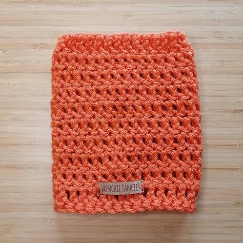 Spice Crochet Snood