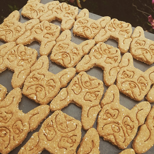 Frenchie biscuits