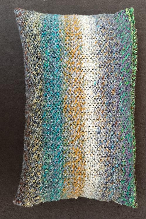Coussin laine japonaise