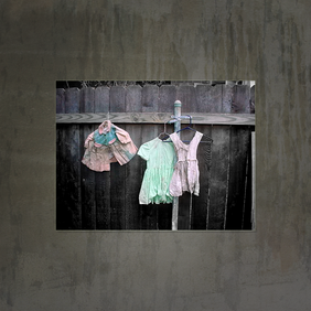 drying dresses catina street