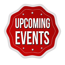 upcoming-events-label-or-sticker-vector-