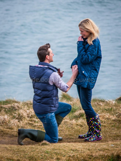 Surpries engagement photography northern ireland