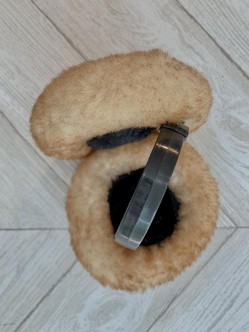 Adjustable Sheepskin Earmuffs