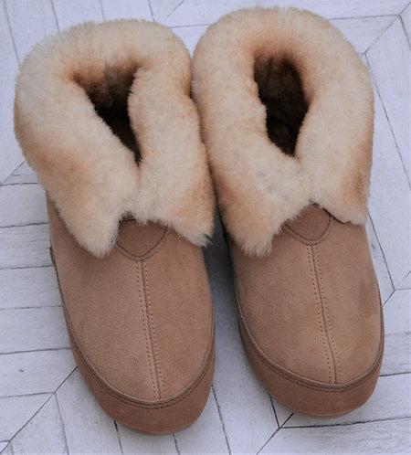 Sheepskin Slipper - Ladies Outback
