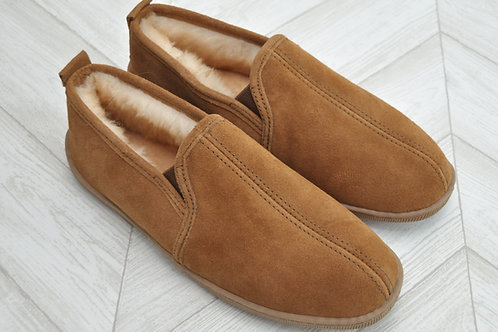 Sheepskin Slipper - Men's Tanner Moc