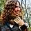 Thumbnail: Sheepskin Gloves with Rabbit Cuff