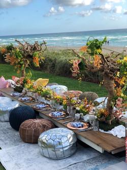 Four Seasons Resort | Palm Beach | NetJets Ocean Breakfast