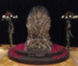 Amazing Game of Thrones Chair