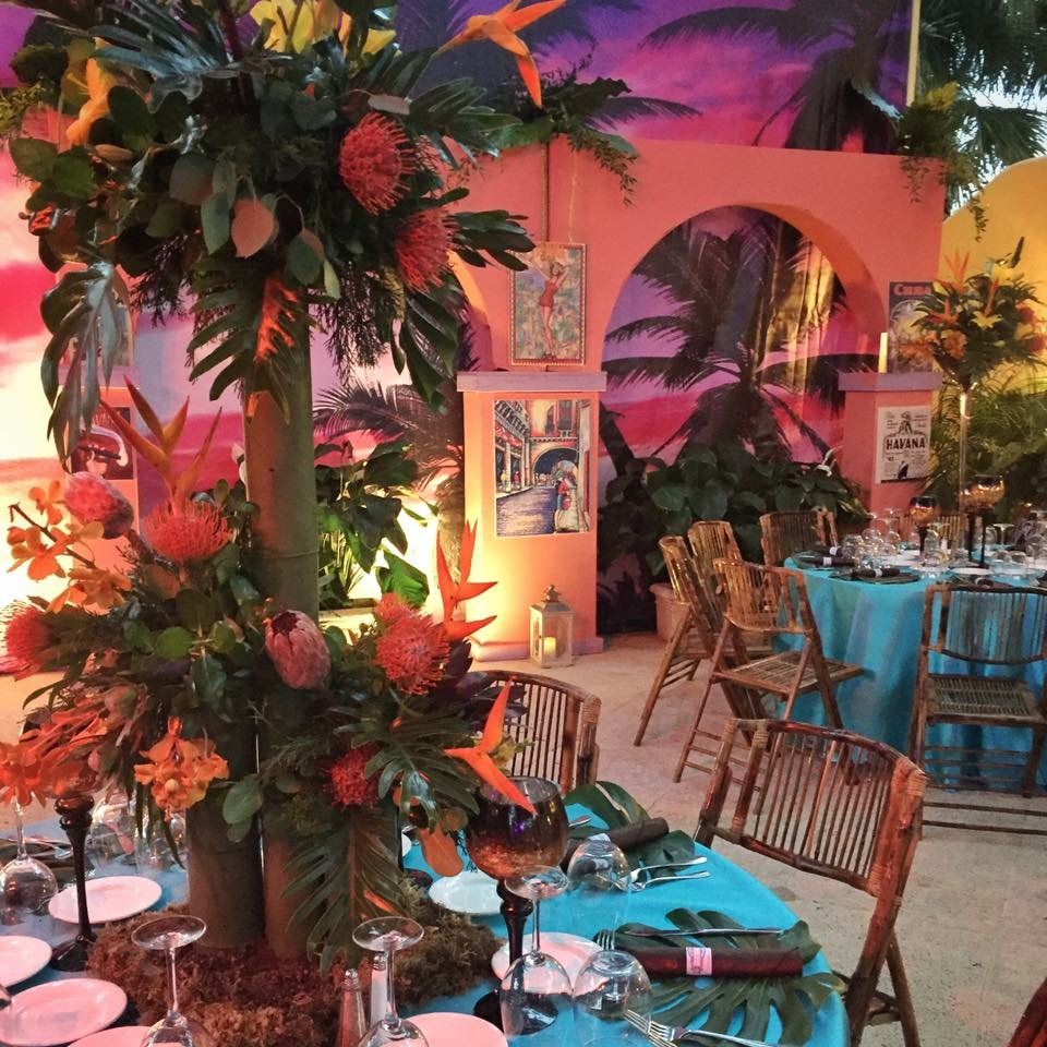 Havana Nights Theme | Boca Raton | Social Event