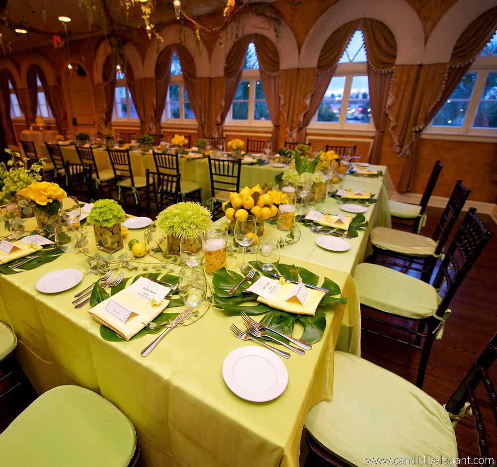 Vibrant Wedding Event