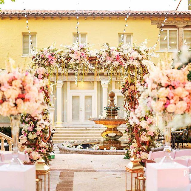 Beautiful Pink wedding