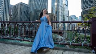 Sweet 16 Chicago Skyline