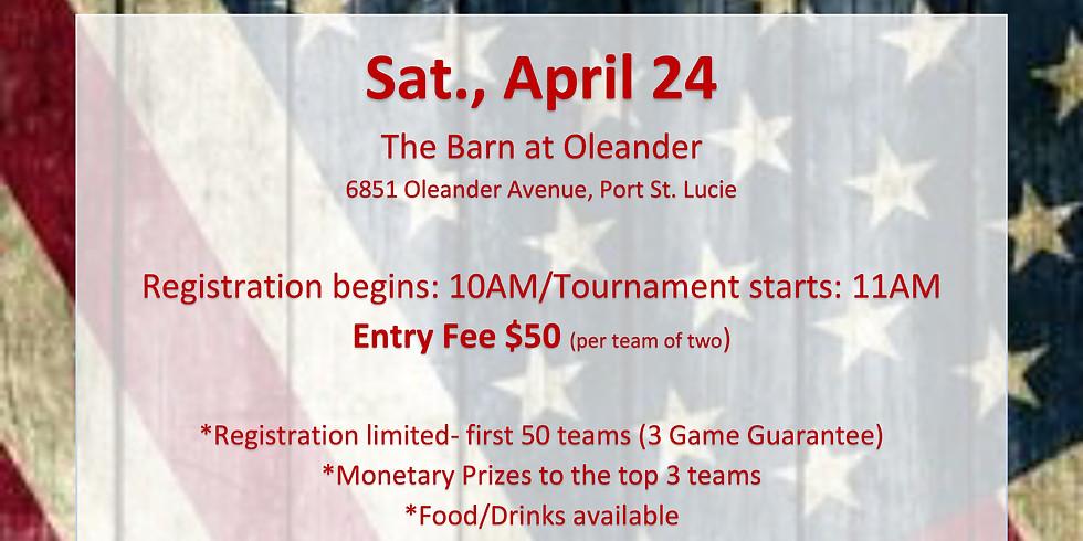 3rd Annual Battle of the Bags Cornhole Tournament