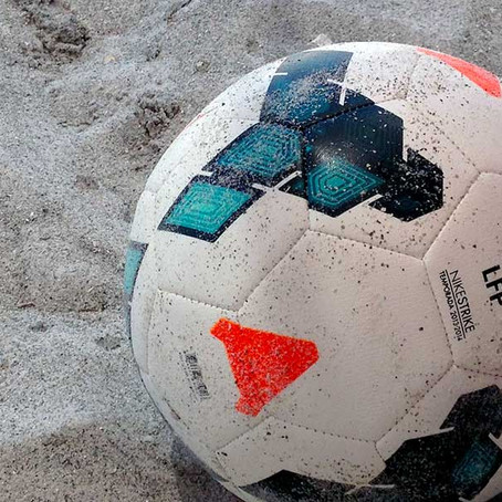 The Benefits of Training in the Sand for Soccer Players