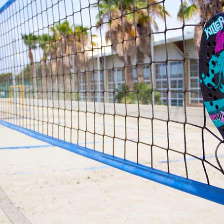 How to Build a Beach Tennis Court