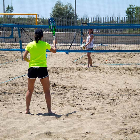 What is Beach Tennis?