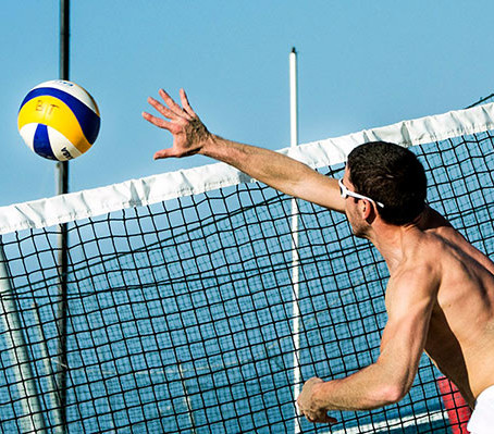 The Benefits of Training in the Sand for Indoor Volleyball Players