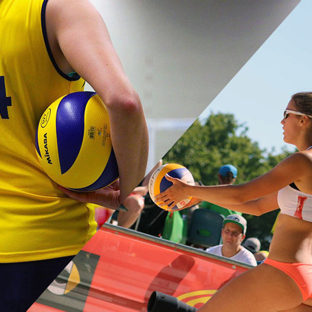 Indoor and Beach Volleyball: What's the Difference?