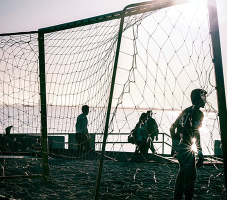 What is Beach Soccer?