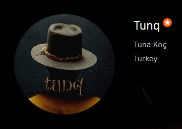 TUNQ - traditional/modern fusion from Turkey